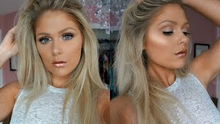 Everyday Glam Makeup Tutorial | ALL AFFORDABLE PRODUCTS!