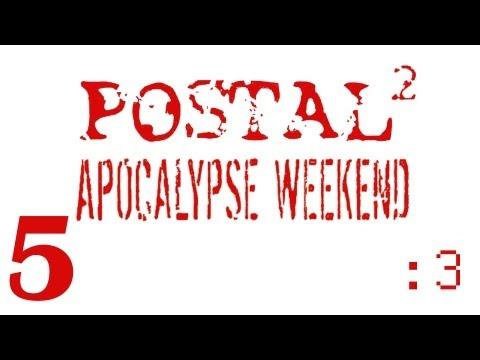 Давайте Почтальонить в Postal 2: Apocalypse Weekend :3 #5