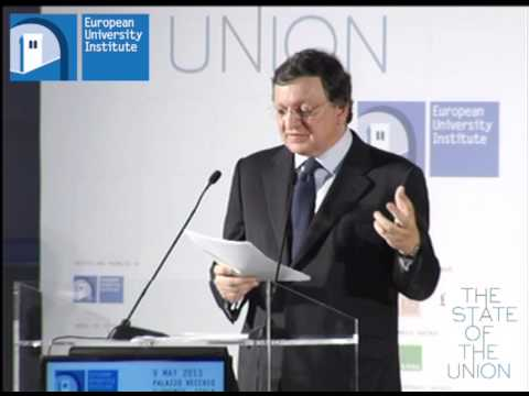 José Manuel Durão Barroso - #SoU2013 Afternoon Session