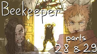 Beekeeper OC PMV MAP PARTS 28 & 29 (for CloudyTheNerd)