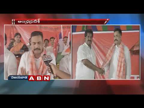 Hero Sivaji holds midnight vigil for AP Special Status | Face to Face with ABN