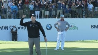 Highlights from Jim Furyk's 59 at BMW Championship