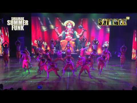 Deva Shree Ganesha - SPB - Shiamak Summer Funk 2012 - Mumbai