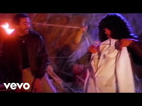 Rick James - Ebony Eyes ft. Smokey Robinson