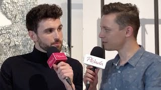 Duncan Laurence o coming oucie i walce z dyskryminacją