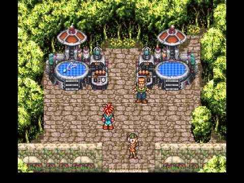 Chrono Trigger - Chrono Trigger  First Hour Of Game (SNES) - Vizzed.com Play - User video
