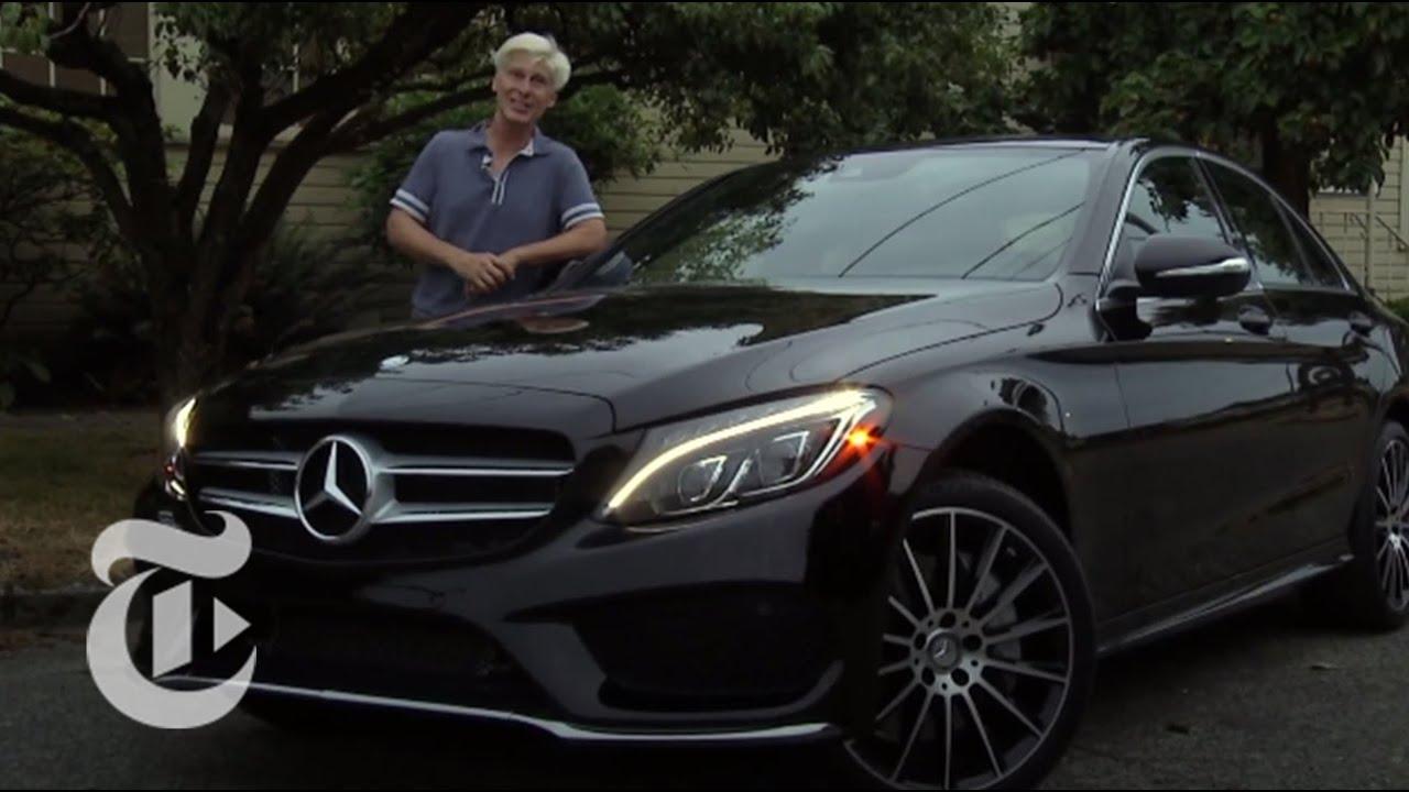 2015 Mercedes Benz C300 4matic Driven Car Review The