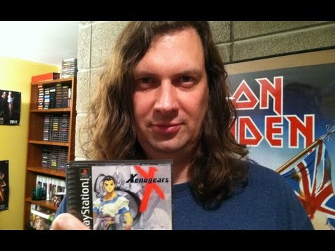 Xenogears PS1 Review + Gameplay