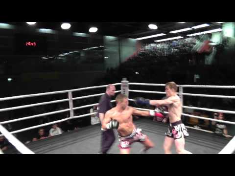 Fight Night Mannheim 2012 Alex Sakotic VS Alex Tullius