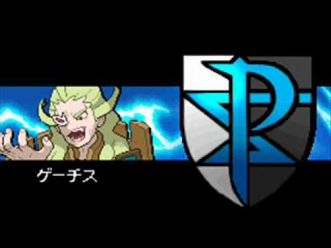 Pokemon Black & White OST Ghetsis Battle Theme