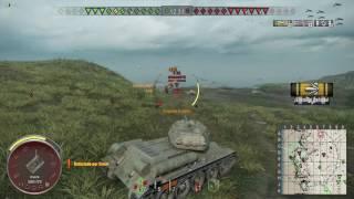 World of Tanks T-34-85  2500 Damage! Xbox One