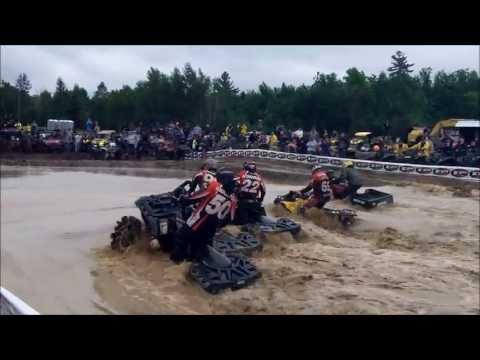 2013 Quadna Mud Nationals- Bogger Class Races