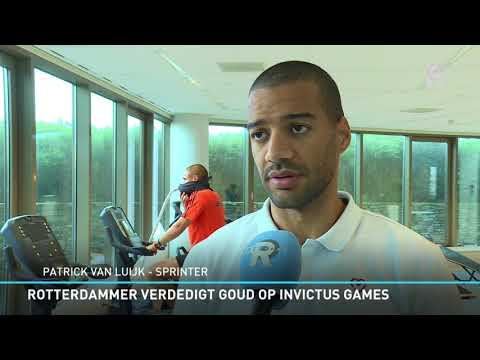 Rotterdammer gaat voor goud bij Invictus Games
