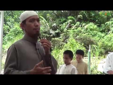 Ust. Muhammad Rofi'i - Praktek Penyelenggaraan Jenazah Sesuai Sunnah (Proses Menguburkan)