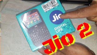 Jio Phone 2 Unboxing | Features,Camera || 🔥🔥🔥 2019 Hindi . Ikram sikander