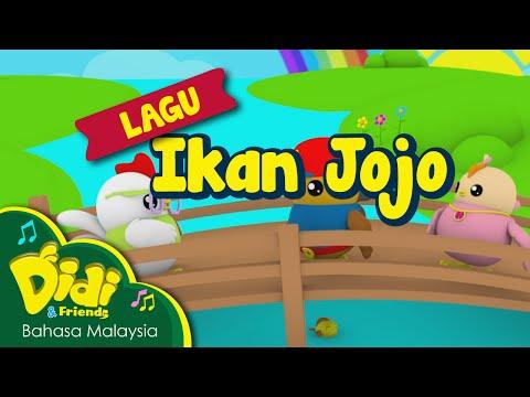 Lagu Kanak Kanak | Ikan Jojo | Didi & Friends