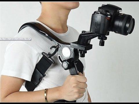 6KG load Shoulder Pad Hand Free Stabilizer Support Camera - Review