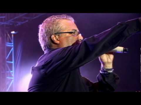 Danny Berrios - El rey te mando a llamar en vivo, en Villahermosa 2010