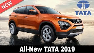9 New Tata Cars and Crossovers with Cheap Prices and Good Looks in 2019