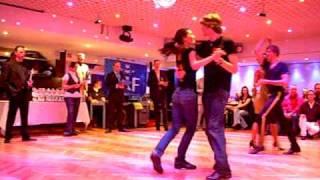 Discofox - German Masters 2009 - Julian & Nicola