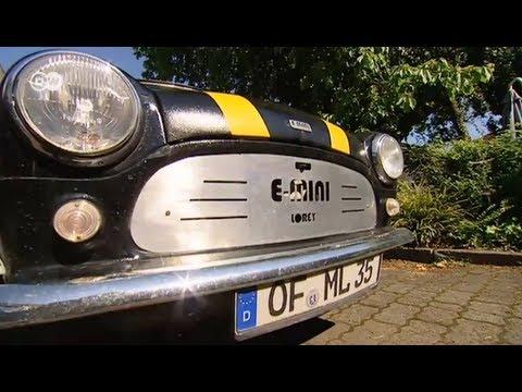 Как превратить обычную машину в электромобиль?