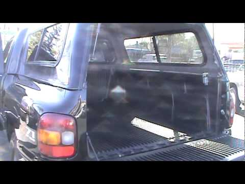 2001 Chevrolet Silverado 1500 Ex Cab Z71 4X4 Step Side