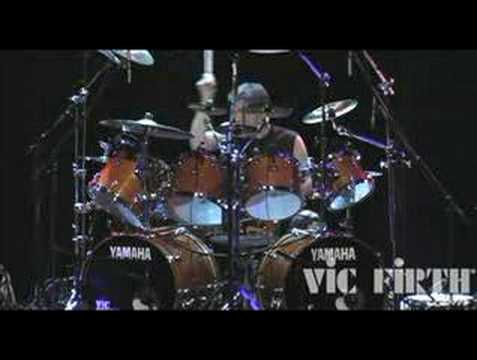 Yanic Bercier In Contempt @ Montreal drum fest 2007