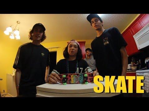 HAND BOARD SKATE - Jp VS Mikey VS Nick