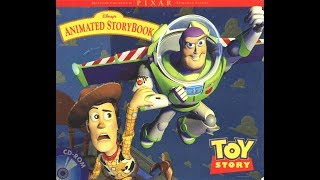 A SOMEWHAT WALKTHROUGH OF DISNEY'S ANIMATED STORYBOOK: TOY STORY