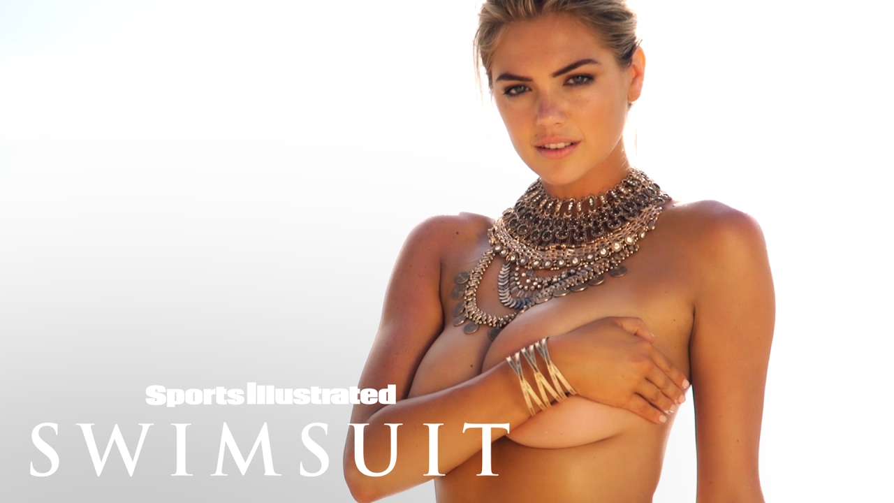 Kate Upton's Effortlessly Gorgeous Return To SI Swimsuit | Intimates | Sports Illustrated Swimsuit