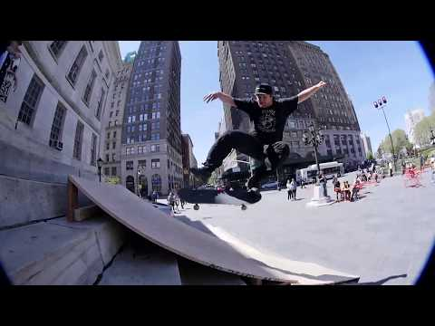 Village Psychic presents A Borough Hall skate jam