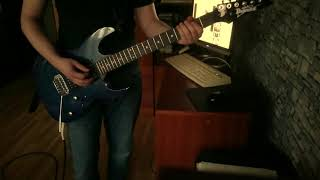 David Bowie - Hearts Filthy Lesson, Guitar, cover