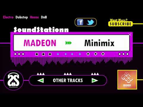 [Mix] Madeon - Minimix (Live - Annie Mac Radio 1) | HQ