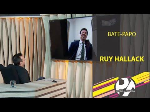 Bate-papo com Ruy Hallack