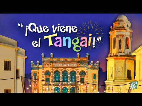 Que viene el tangai | Programa 1