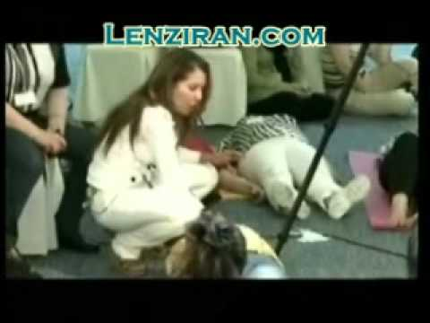 Healing Iranian Women In Dubai video
