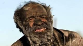 EL HOMBRE MAS SUCIO DEL MUNDO. 60 años sin lavarse