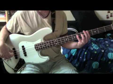 [Bass Cover] I heard it through the grapevine - Marvin Gaye - #2