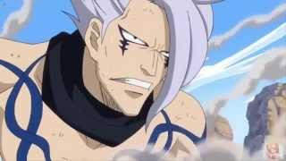 [Fairy Tail Dubbed] Natsu Dragneel vs. Erigor the Shinigami