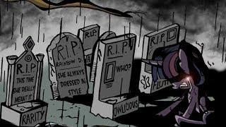 [MLP Comic Dub] If Twilight Were Immortal (dark/saucy comedy)