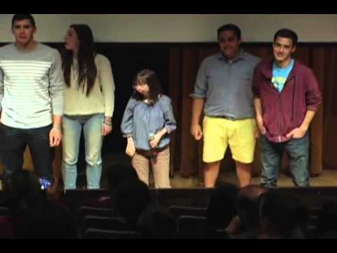 Best Buddies Talent Show - Libertyville High School - April 17, 2014