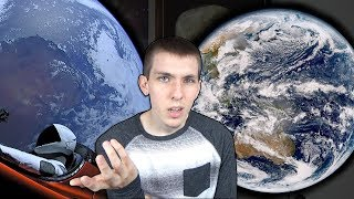 No Videos From Space? Flat Earther Nonsense!