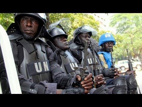"UN Sanctioned Congo ""Intervention Brigades"" Complement US Africa Strategy"
