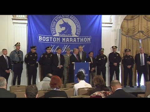 5,000 officers to provide security for 2016 Boston Marathon