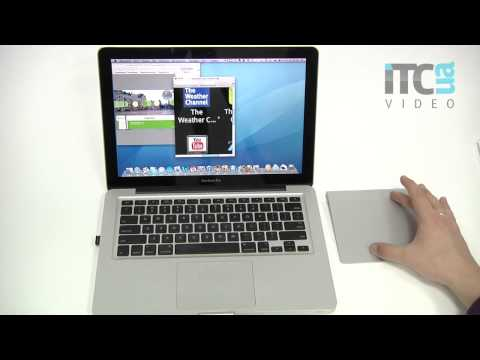 Обзор Apple Magic Trackpad