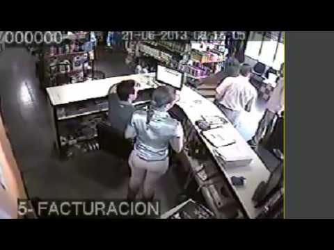 Robo en Valencia - Venezuela