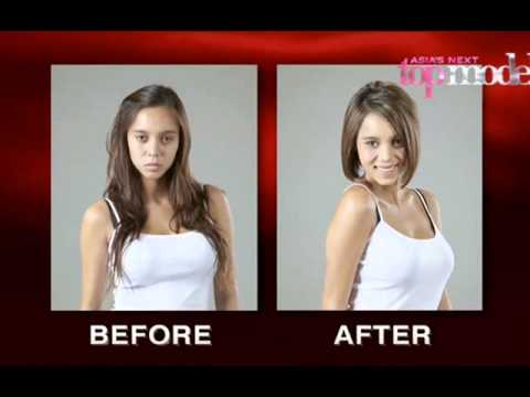Asia's Next Top Model Cycle 1- Episode 3 The Makeovers Photo