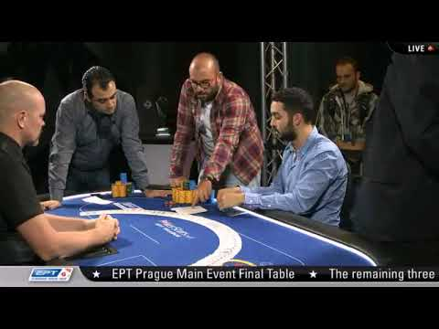EPT9 - Prague. Main Event, FinalTable. E6
