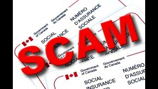 New scam the SSA scam gets Canadian angle