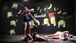 Cabaret: Robin hood (park hotel valle clavia)summer 2015